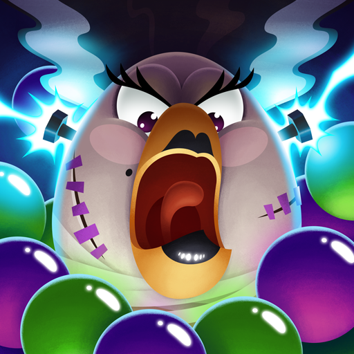 Angry Birds POP Bubble Shooter MOD Unlimited Money 3.70.0
