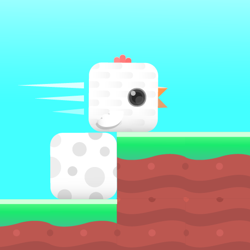 Square Bird MOD Unlimited Coins 1