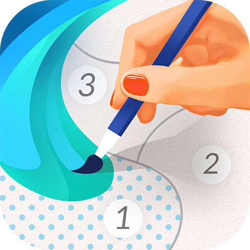 April Coloring: Free Oil Paint by Number for Adult (MOD, Unlimited Coins) 2.63.1