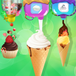Ice Cream Cone Maker Factory: Ice Candy Games 1.0.4 APK (MOD,1.0.3  Unlimited Money)