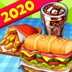 Hells Cooking crazy burger kitchen fever tycoon 1.35 APK MOD Unlimited Money