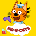 Kid-E-Cats: Adventures. A baby game 2.3.30  APK (MOD, Unlimited Money)