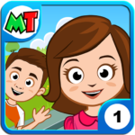 My Town : Home DollHouse – Pretend Play Kids House APK (MOD, Unlimited Money) 6.15