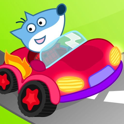 Racing Cars for Kids 3.9  APK (MOD, Unlimited Money)