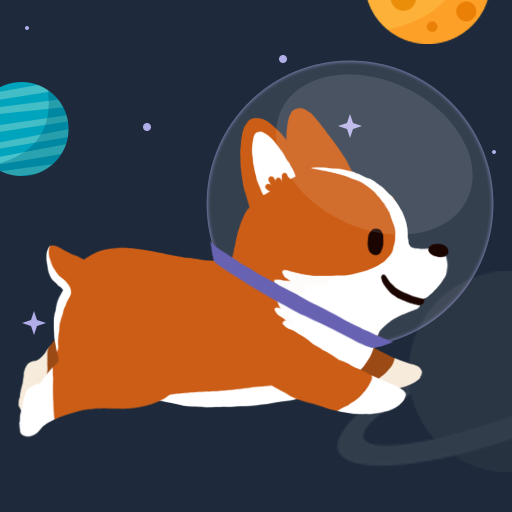 Space Corgi – Dog jumping space travel game APK (MOD, Unlimited Money) 31