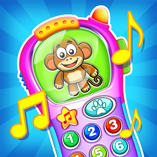 Toy phone: Sensory apps for Babies and Toddlers 1.0 APK (MOD, Unlimited Money)
