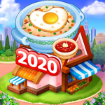 Asian Cooking Star Crazy Restaurant Cooking Games APK MOD Unlimited Money