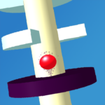 Rise On Top Helix Ball Jump 2019 APK MOD Unlimited Money