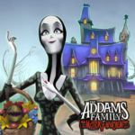 Addams Family: Mystery Mansion – The Horror House!  APK (MOD, Unlimited Money)0.3.5