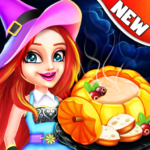 Halloween Cooking Chef Madness Fever Games Craze APK MOD Unlimited Money