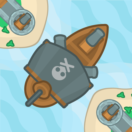 The Pirate Journey 🏴☠️ Endless Shoot 'Em Up Game  APK (MOD, Unlimited Money)