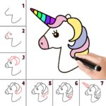 Easy Drawing: How to draw Step by Step 2.9.74  APK (Premium Cracked)
