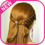 Hairstyles step by step for girls 1.6 APK (Premium Cracked)