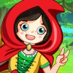 Mini Town Red Riding Hood Fairy Tale Kids Games 2.2 APK MOD Unlimited Money