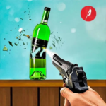 Real Bottle Shooting Free Games 3D Shooting Games 20.6.0 APK MOD Unlimited Money
