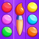 Colors for Kids Toddlers Babies – Learning Game 4.2.14 APK MOD Unlimited Money