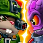 Hamsters PVP Fight for Freedom 1.27 APK MOD Unlimited Money