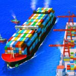 Sea Port Ship Transport Tycoon Business Game 1.0.159 APK MOD Unlimited Money