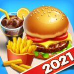 Cooking City: frenzy chef restaurant cooking games 2.05.5052 PK (MOD, Unlimited Money)