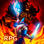 Guild of Heroes Magic RPG Wizard game APK MOD Unlimited Money