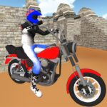 Motorcycle Escape Simulator – Fast Car and Police 2 APK MOD Unlimited Money