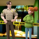 Small Town Murders Match 3 Crime Mystery Stories 1.8.1 APK MOD Unlimited Money