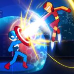 Stickman Fighter Infinity – Super Action Heroes 1.1.5 APK MOD Unlimited Money