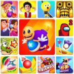 All Games Puzzle Game New Games 1.18 APK MOD Unlimited Money