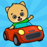 Car games for toddlers 1.9 APK (MOD, Unlimited Money)