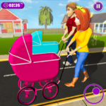 Virtual Mother New Baby Twins Family Simulator 2.2.2 APK (MOD, Unlimited Money)