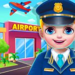 Airport Manager : Adventure Airline Game  APK (MOD, Unlimited Money)2.0