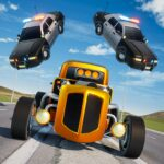Mini Car Games: Police Chase  APK (MOD, Unlimited 1.4Money)