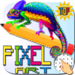 Pixel art. Colored by number APK MOD Unlimited Money