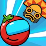 Red Bounce Ball Heroes APK MOD Unlimited Money