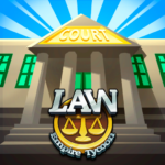 Law Empire Tycoon – Idle Game Justice Simulator APK MOD Unlimited Money