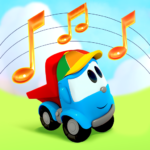 Leo the Truck Nursery Rhymes Songs for Babies APK MOD Unlimited Money