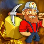 Mining Gold Rush – Casual Gold Miner APK MOD Unlimited Money
