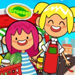 My Pretend Grocery Store – Supermarket Learning APK MOD Unlimited Money