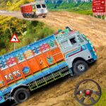 Real Indian Cargo Truck Simulator 2020 Offroad 3D APK MOD Unlimited Money