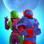 Space Pioneer Action RPG PvP Alien Shooter APK MOD Unlimited Money