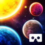 VR Space Spaceship Virtual Reality Roller Coaster APK MOD Unlimited Money