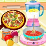 Yummy Pizza Cooking Game APK MOD Unlimited Money