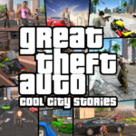 Great Theft Auto Cool City Stories APK MOD Unlimited Money