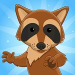 Roons Idle Raccoon Clicker APK MOD Unlimited Money