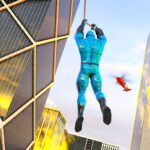 Rope Hero Man Spider Miami City Gangster APK MOD Unlimited Money